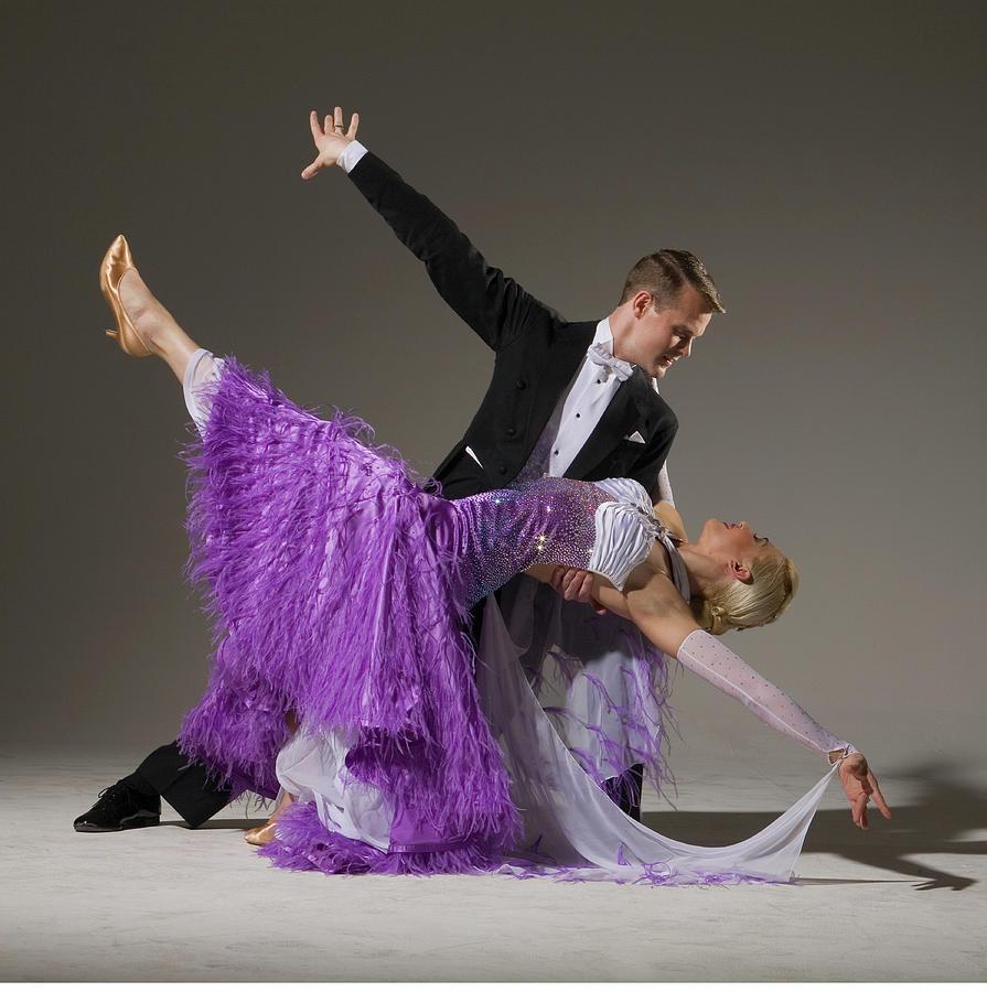 Tanzstunde, um Ihren Partner zu umwerben