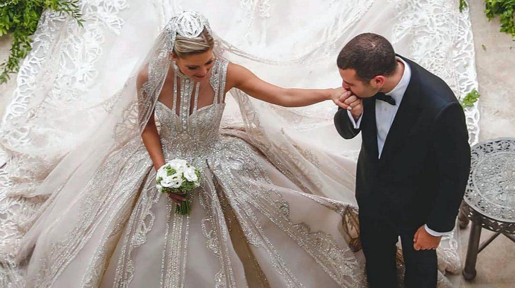 Foto der Hochzeit